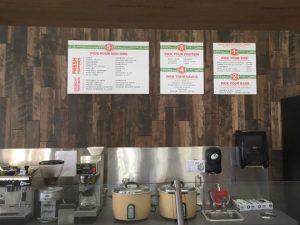 Pola Poke Bowl restaurant in Reno NV