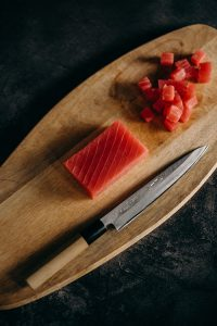 cubbed poke fish