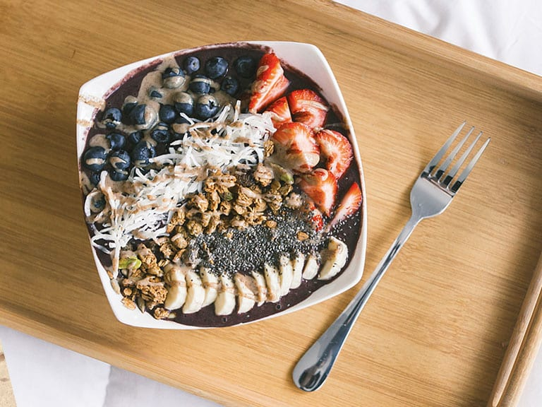 An Acai Bowl is the Perfect Option for Health Conscious Foodies