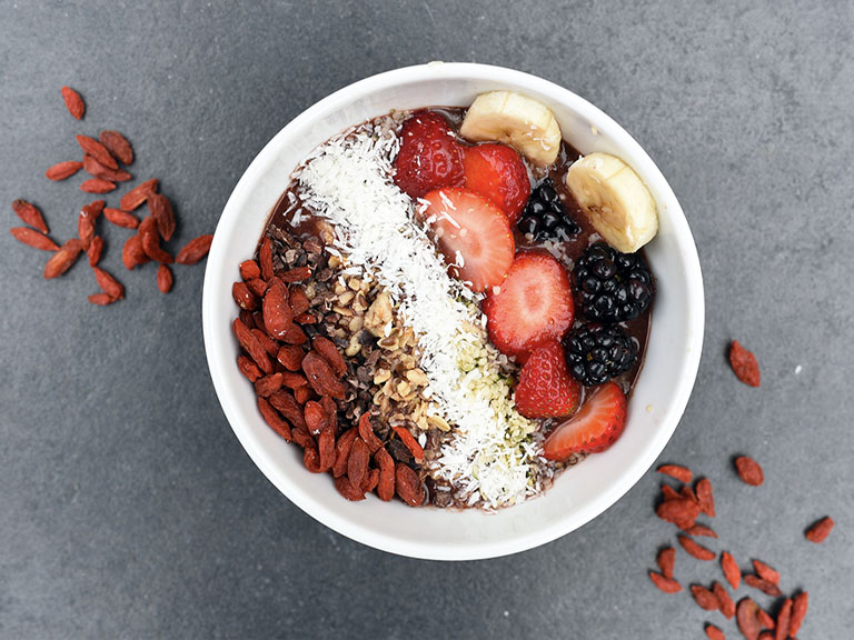Vegan Acai Bowls - The Perfect Healthy Choice
